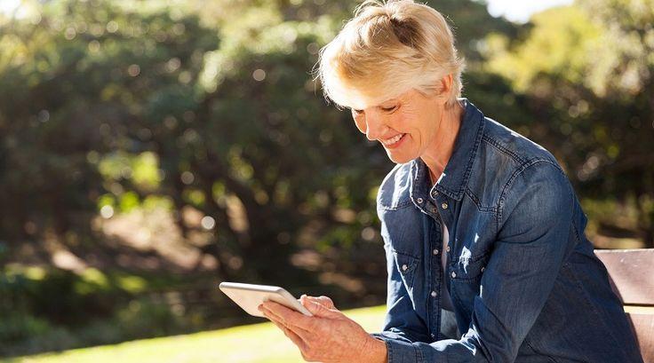 Neue #App #Seniorenchat ist der erste mobile #Chat für Ältere!