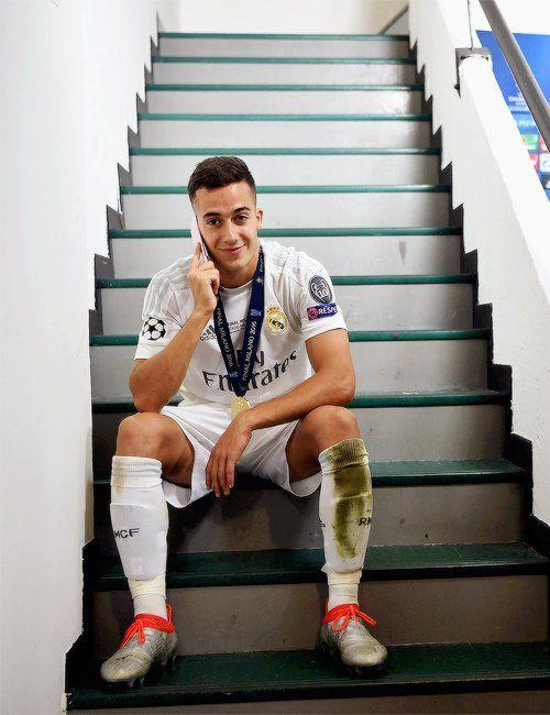 Lucas Vázquez <3 <3 <3 - Real Madrid