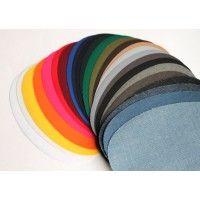 Θερμοκολλητικά Μπαλώματα επιαγκώνια Σουέτ poliester 100% Χρώμα: Χρωματολόγιο