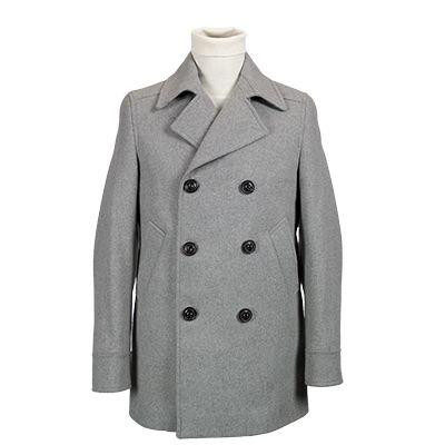 Giaccone uomo mistolana - Grigio chiaro - Invernale. € 203,20. #hallofbrands #hob #jackets #coats #giubbotti #giaccone #invernale #wintry #winter