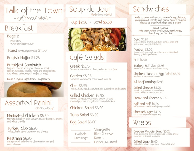 Our Menu. Call In And Take Out. Catering. Eat In. Rememberu2026