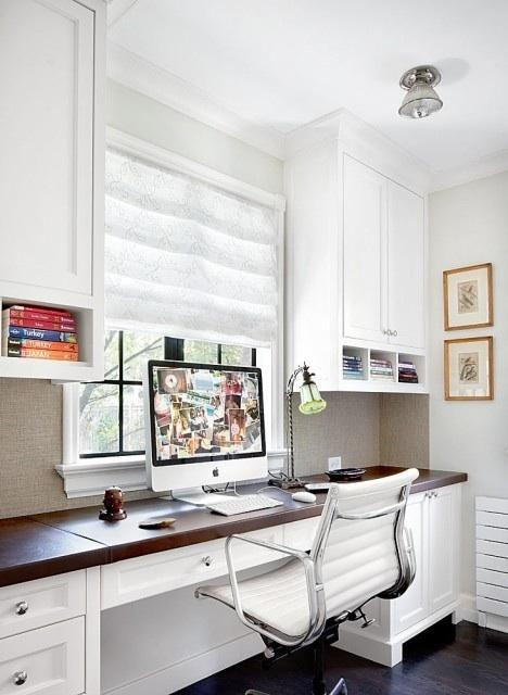'nook' office ideas