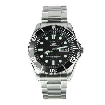 รีวิว สินค้า Seiko 5 Sports Automatic Mens Watch Silver/Black Stainless Strap รุ่น SNZF17K1 ☸ ลดราคา Seiko 5 Sports Automatic Mens Watch Silver/Black Stainless Strap รุ่น SNZF17K1 ใกล้จะหมด | affiliateSeiko 5 Sports Automatic Mens Watch Silver/Black Stainless Strap รุ่น SNZF17K1  ข้อมูลทั้งหมด : http://shop.pt4.info/ibY98    คุณกำลังต้องการ Seiko 5 Sports Automatic Mens Watch Silver/Black Stainless Strap รุ่น SNZF17K1 เพื่อช่วยแก้ไขปัญหา อยูใช่หรือไม่ ถ้าใช่คุณมาถูกที่แล้ว…