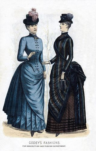 1884 - Godey's Ladies' Book