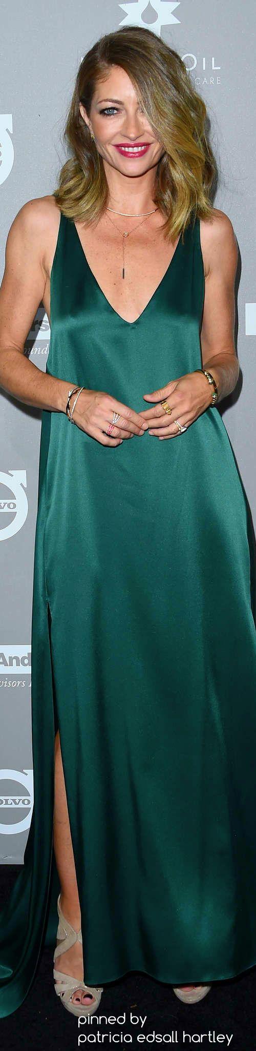 Rebecca Gayheart.. Green ❤