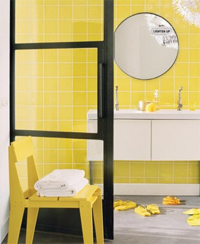 Yellow Kitchen Tiles: 25+ Best Yellow Tile Ideas On Pinterest
