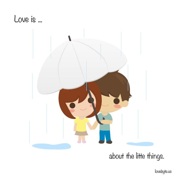 #Love is about the little things.  #cute #couple #relationship  More on our Facebook page: http://fb.com/lovebyte.us?utm_source=pinterest&utm_campaign=pinterest&utm_medium=pinterest