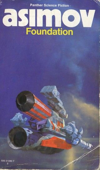 Isaas Asimov. All the Foundation books are worth reading