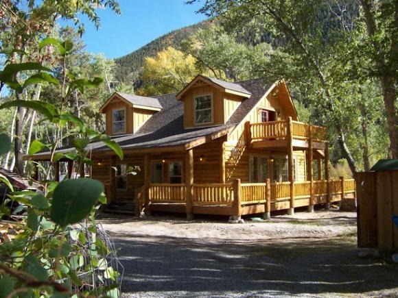 69 Best Images About Log Homes On Pinterest Log Cabin