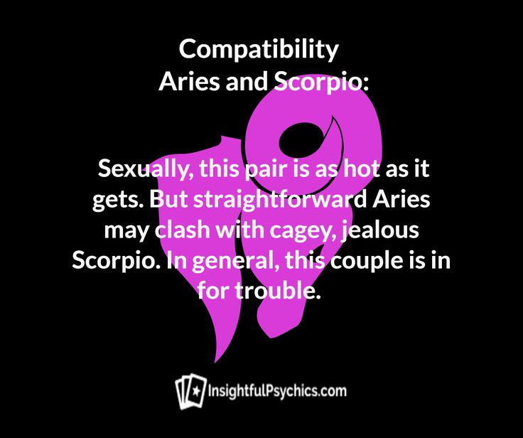 aries woman and scorpio man dating Aries woman love advice keen category: astrology advice aries and the scorpio man make an emotionally and physically fulfilling match.