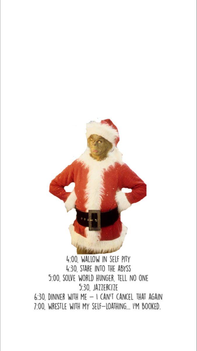 The Grinch Funny Christmas Wallpaper Christmas Wallpaper Iphone Cute Wallpaper Iphone Christmas