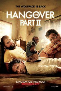 THE HANGOVER PART II.  Director: Todd Phillips.  Year: 2011.  Cast: Bradley Cooper, Zach Galifianakis and Ed Helms