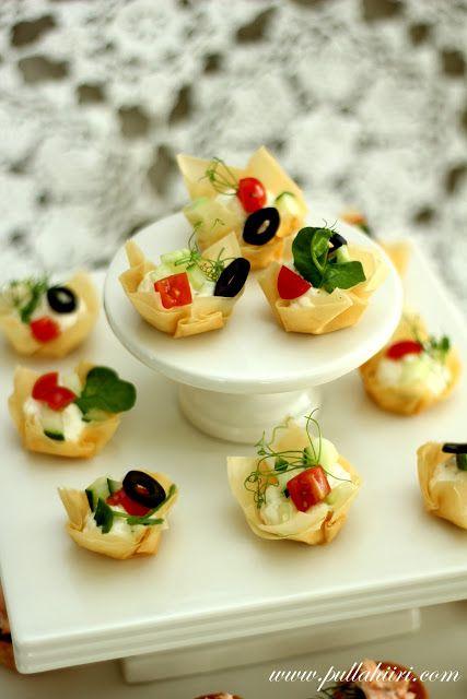 Pullahiiren leivontanurkka: Kreikkalaiset filokupit