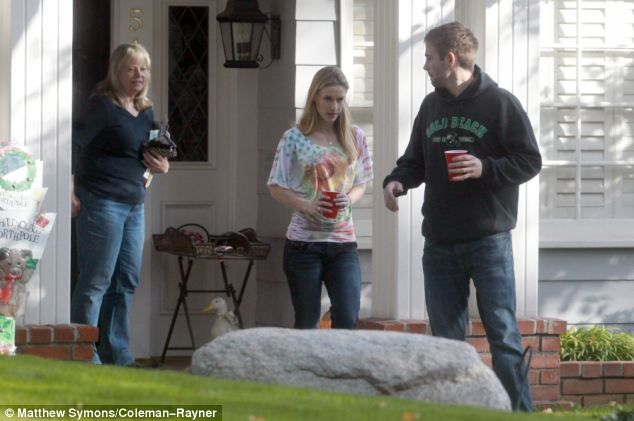 Paul Walker: Revealed, heroic stuntman who risked his own life to try and save actor best friend from fireball car crash | Mail Online