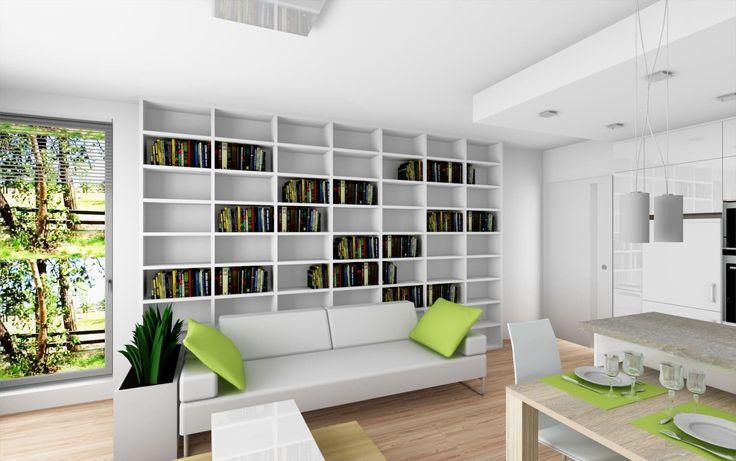 Naše policové systémy obdivují především milovníci knih, pro které jsou jasnou volbou. I v menším bytě může policová stěna vypadat skvěle.