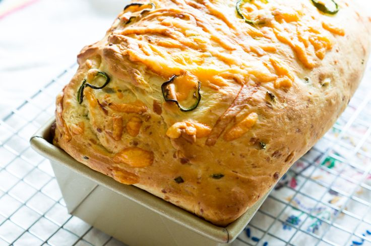 Instant Yeast 101 + recipe for Jalapeno Cheese Bread