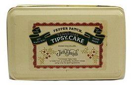 Jack Daniels Tipsy Cake Tin - $12.75