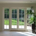 Internal & external French Doors | Patios or Balconies | Timbawood