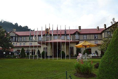 Grand Hotel i Nuwara Eliya