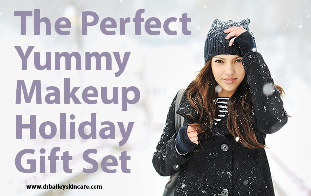 Heres The Perfect Yummy Holiday Makeup Gift Set!