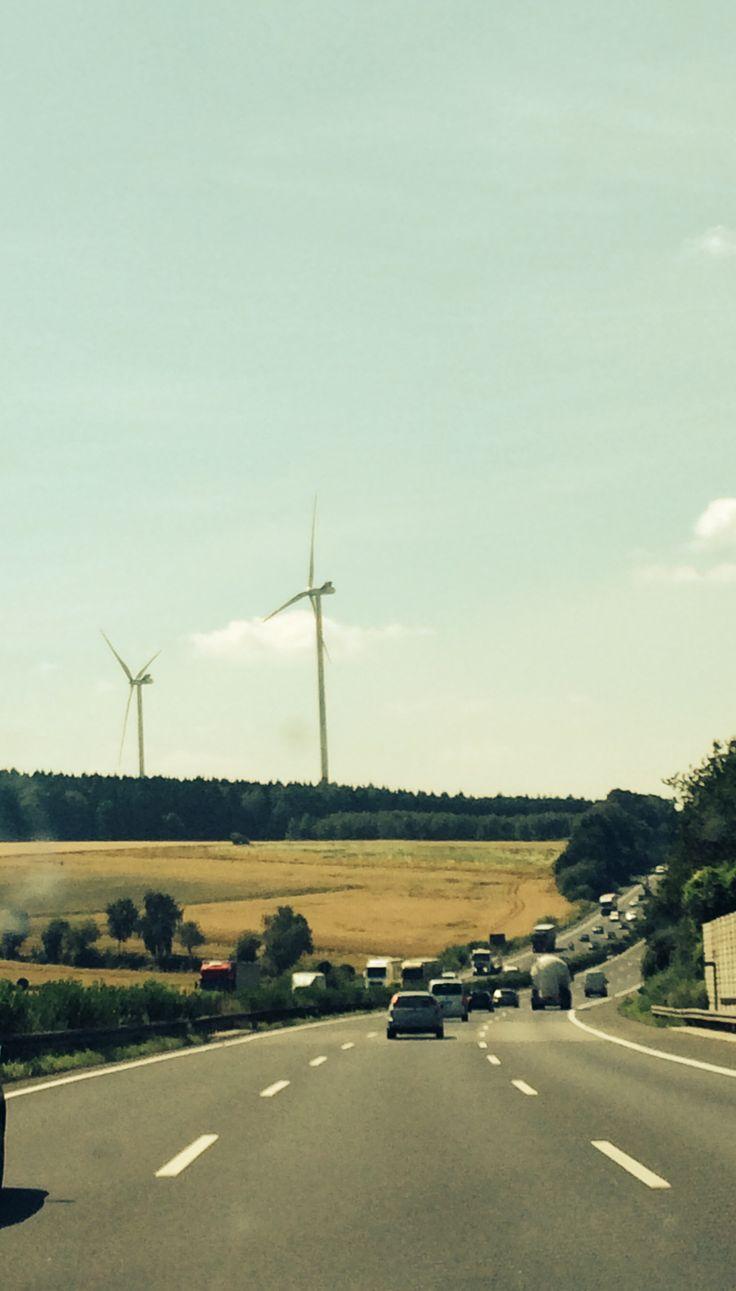 They know #windmills #kassel #harzen