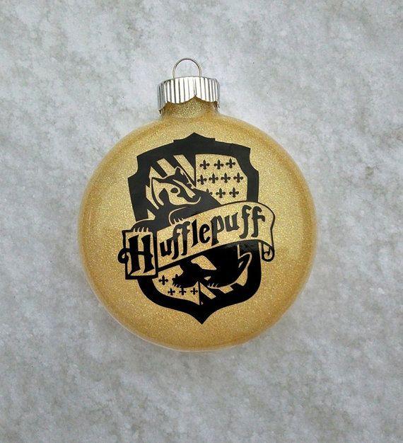 Hufflepuff, Hogwarts Christmas Ornament