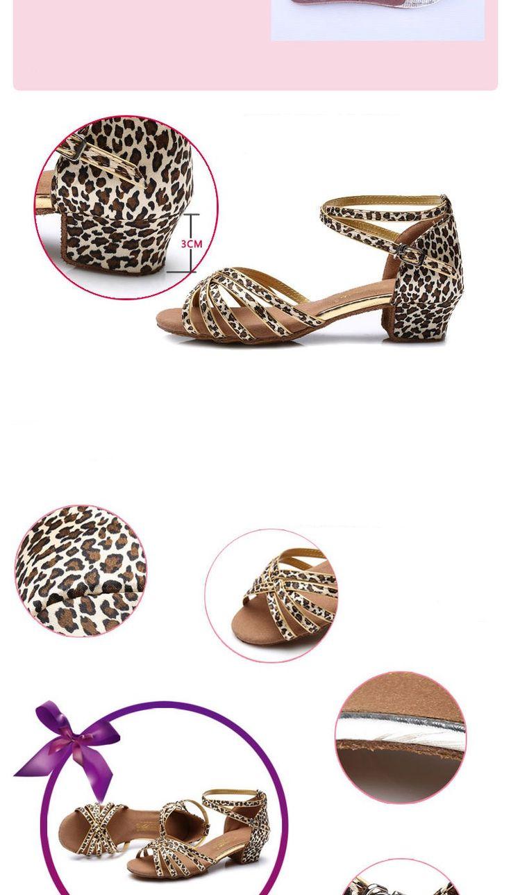 11 цветов Размер 24 41 Бальные Сальса танго танцевальная обувь низкие каблуки танцы для детей девушки женщины дети дамы обувь wd015 купить на AliExpress