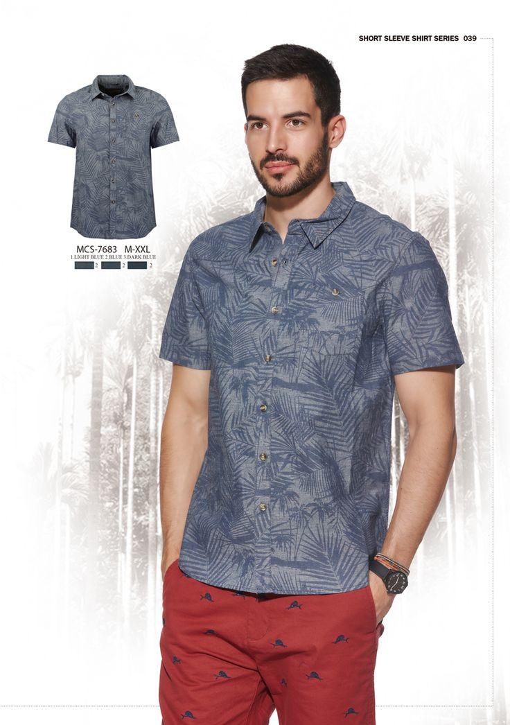 #formen #clothing #fashion #glostory #bermuda #shorts #grey #denim #tropical #beachwear #festival #red