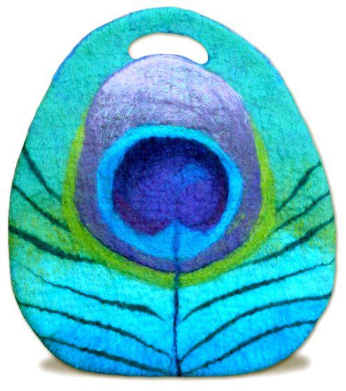 Mrs Peacock Bag