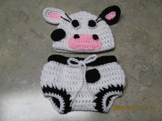 cow outfit!