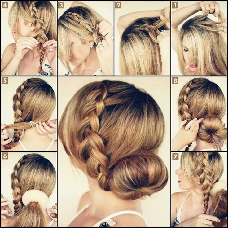 20 Easy and Quick Braided Hairstyles Anyone Can Pull Off!