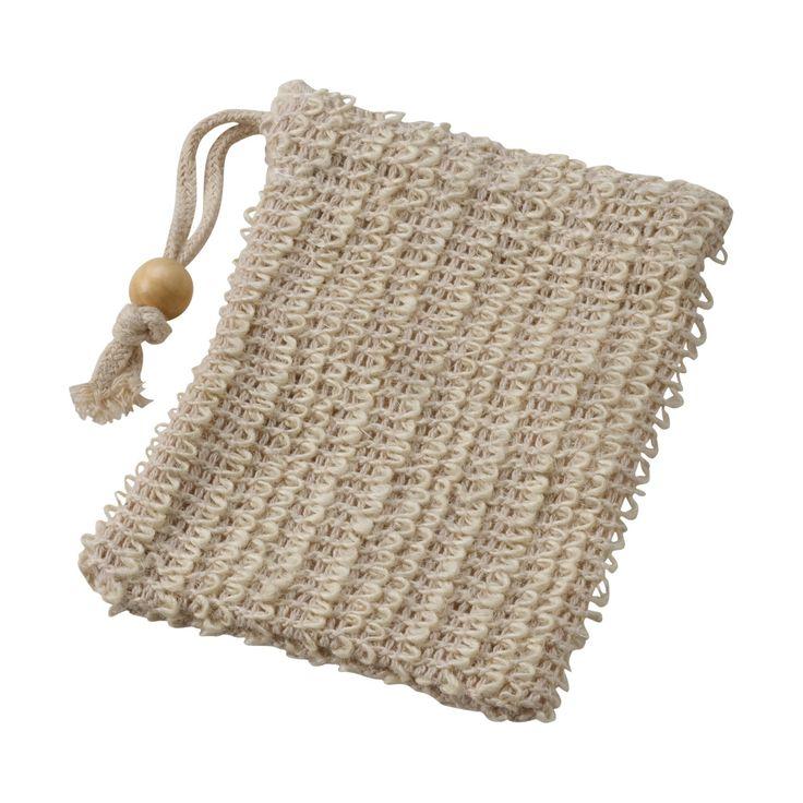 The Sabon ® Sisal Soap Bag is part of our Bath Accessories