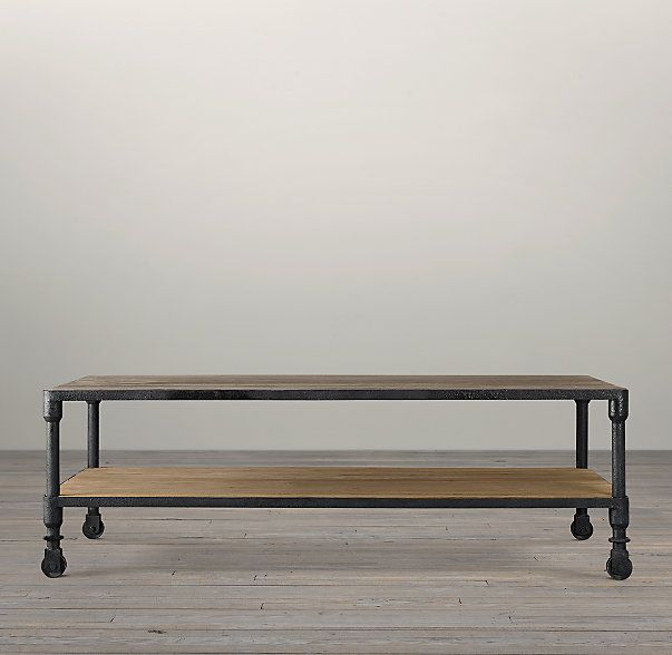 Dutch Industrial Coffee Table On Pinterest Discover The