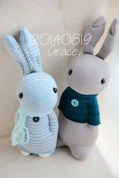 patterns for sock animals - Google Search