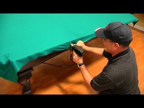 How to Felt a Pool Table (with Pictures) - wikiHow