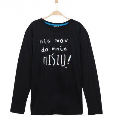 T-shirt męski Q52G003_1