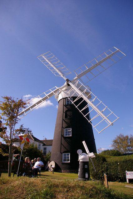 Two Windmills, Mundesley, Norfolk