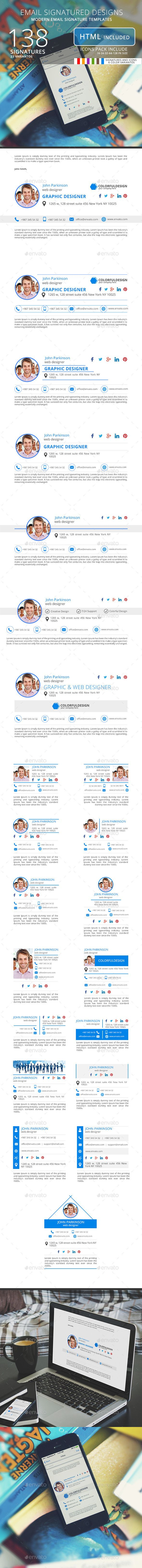Email Signature  PSD Template • Download ➝ https://graphicriver.net/item/email-signature-templates/13021252?ref=pxcr