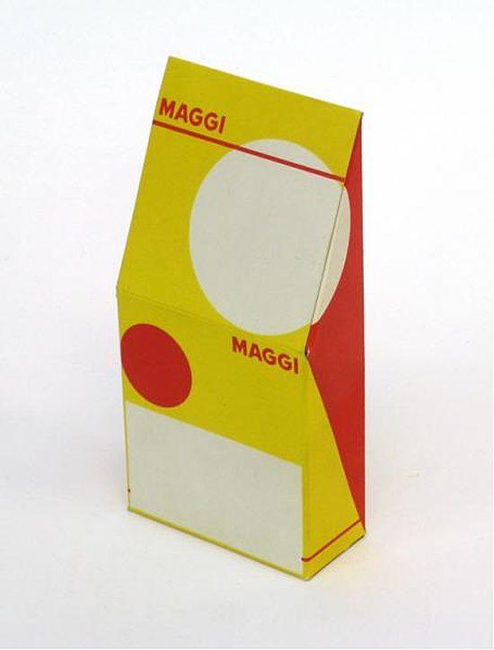 Mid century Switzerland packaging