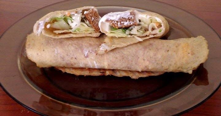 Karfiol tortilla