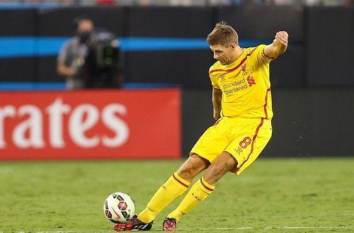 #Liverpool #Gerrard