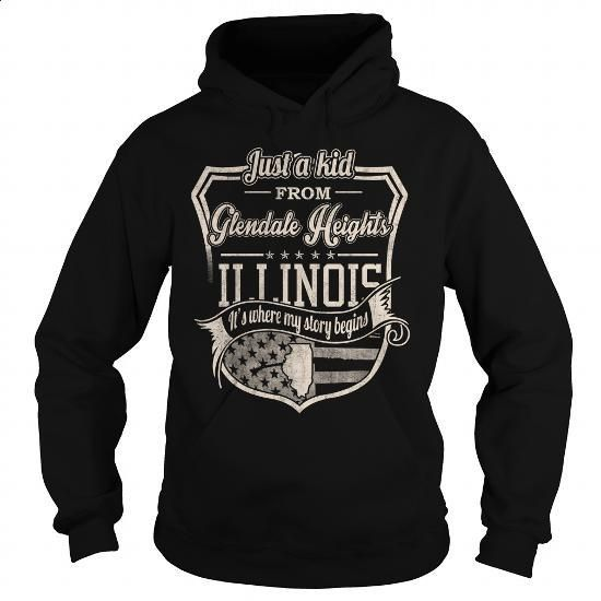 Glendale Heights  Illinois TTJK1 - #polo sweatshirt #designer t shirts. ORDER HERE => https://www.sunfrog.com/LifeStyle/Glendale-Heights--Illinois-TTJK1-Black-Hoodie.html?60505