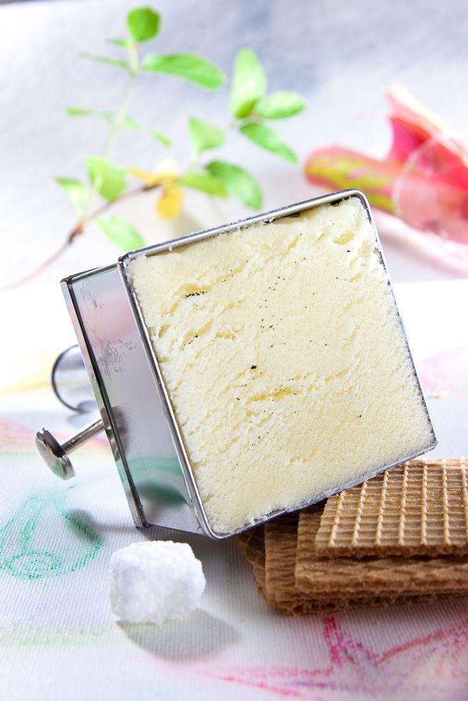 Un dulce indispensable: helado de vainilla #helado #recetaveraniega