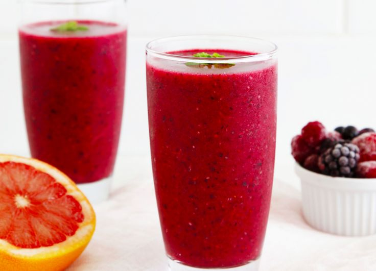 The Belly Fat Busting Smoothie