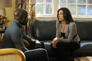 """The Good Wife S4 E5, """"Waiting for the Knock"""" Preview Shots - Lemond Bishop Returns (!!!!)"""