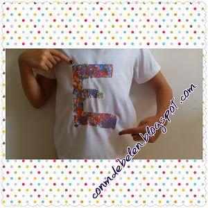 Decorar camisetas con ceras de colores. Una manualidad que se ha puesto muy de moda y que aquí vemos explicada paso a paso.