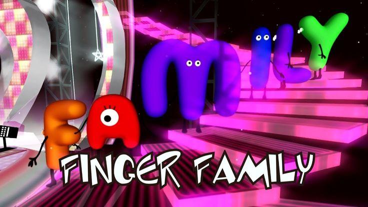 Finger Family Song | Kid Songs | Car Songs | Cartoon Songs | Nursery Rhy...