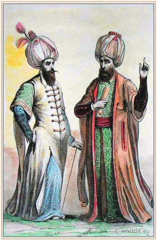 Ottoman Empire Costumes