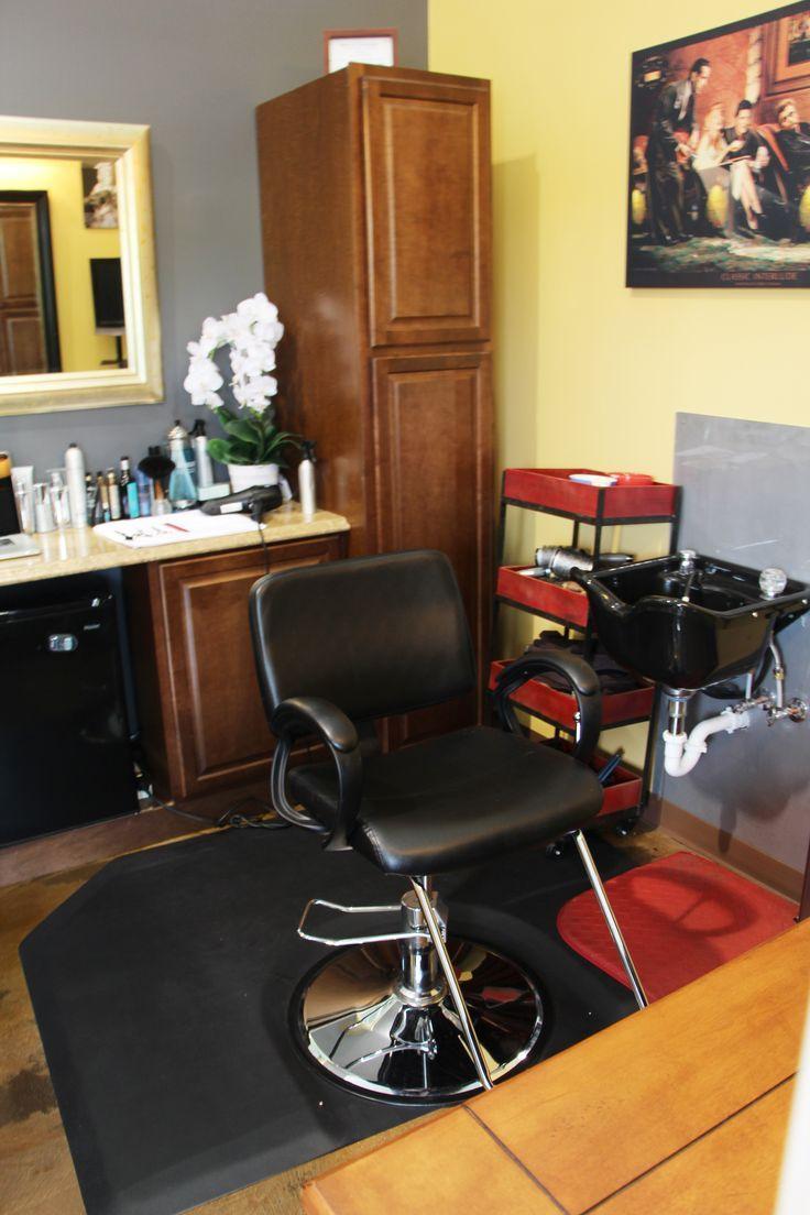 Home Salon Decorating Ideas Part - 23: @ Angels Salon Suites, A Boutique Salon Suite Featuring The 40A Shampoo  Backwash System. | Salon Designs U0026 Inspirations | Pinterest | Boutique Salon,  ...