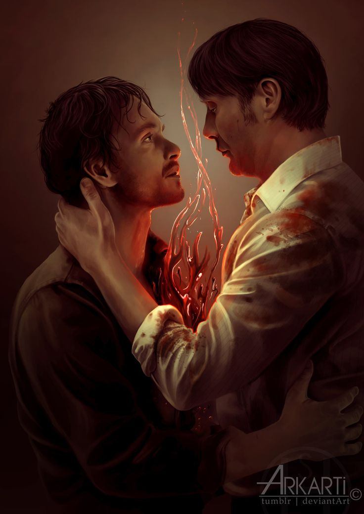 Hannibal Collection Art © by Me Hannibal © by NBC, Bryan Fuller, Thomas Harris